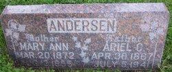 Ariel C Andersen