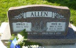 Harold James Allen