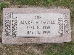 Mark Allen Davies