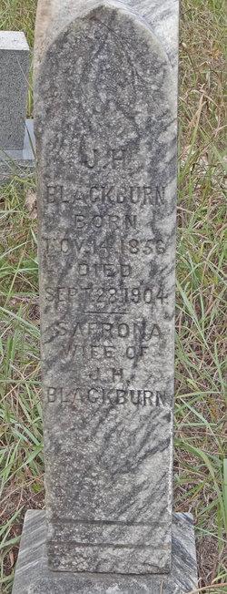 J H Blackburn
