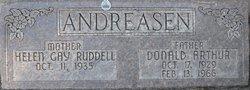 Donald Arthur Andreasen