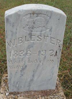 William Bryant Lester