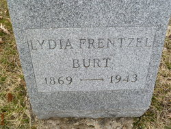 Lydia Frentzel Burt