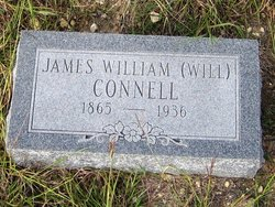 James William Will Connell