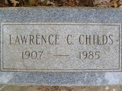 Lawrence C. Childs