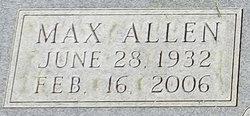 Max Allen Bristow