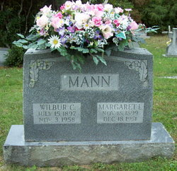 Margaret Lena <i>Lively</i> Mann