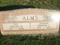 Thelma <i>Wright</i> Alms