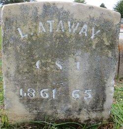 Lawrence Montgomery <i>Attaway</i> Ataway