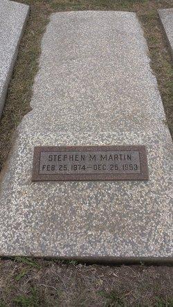 Stephen Mannon Martin
