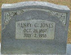 Henry C Jones