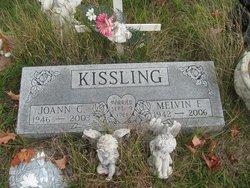 Joann C. <i>Pulsipher</i> Kissling