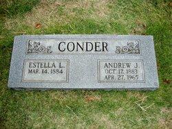 Andrew Jackson Conder