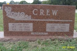 William Ervin Crew
