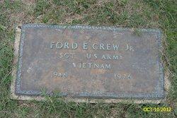 Ford E. Crew, Jr