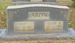Clyde <i>Daniels</i> Aron