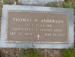 Thomas Watkins Anderson