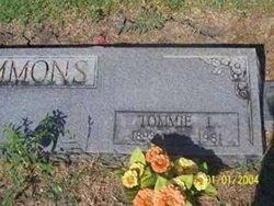 Tommie L <i>Hinson Timmons</i> Scott