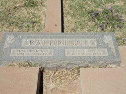 Ida Belle <i>Walling</i> Baldridge