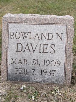 Rowland N. Davies