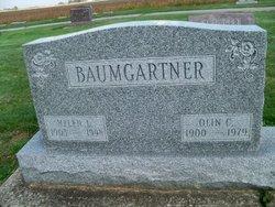 Helen L <i>Durant</i> Baumgartner