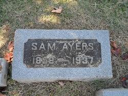 Samuel Thomas Sam Ayers