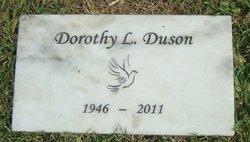 Dorothy Lee <i>Miller</i> Duson