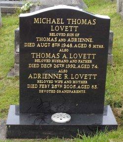 Michael Thomas Lovett