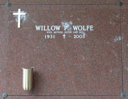 Willow P Wolfe