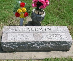 Nellie M Baldwin