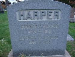 Martha Jane <i>Smith</i> Harper