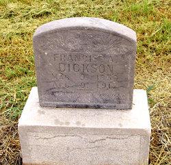 Francis A. Dickson