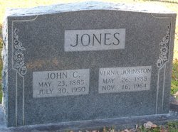Verna Johnston Jones