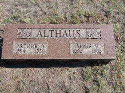 Arthur R Althaus