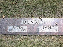William Emory Dunbar, Sr