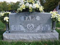 Betty L. <i>Jackson</i> Bane