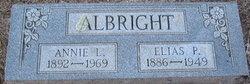Annie Lillian <i>Cobb</i> Albright