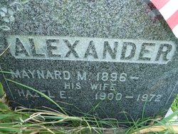 Hazel E. Alexander