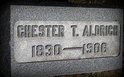 Chester T. Aldrich