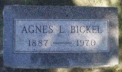 Agnes Letitia Bickel