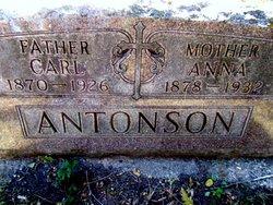 Carl August Antonson
