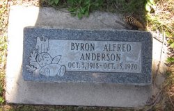 Byron Alfred Anderson