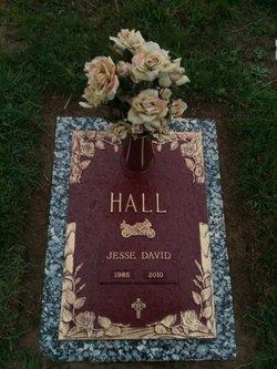 Jesse David Hall