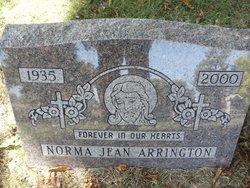 Norma Jean Arrington