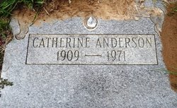 Catherine <i>Grant</i> Anderson
