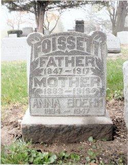Anna <i>Foissett</i> Boehm