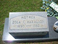 Zola Cochran Haralson