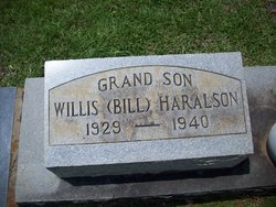 Willis Bill Haralson