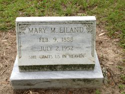 Mary Menancha <i>Knowles</i> Eiland