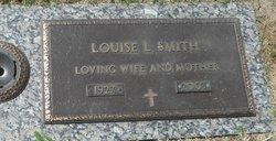 Louise L <i>Hall</i> Smith